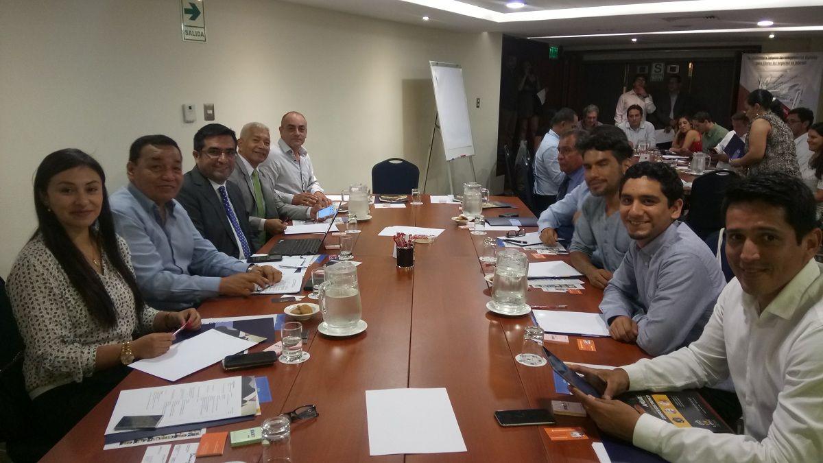 Mesa de trabajo Universidades y Startups en Perú - Ecommerce