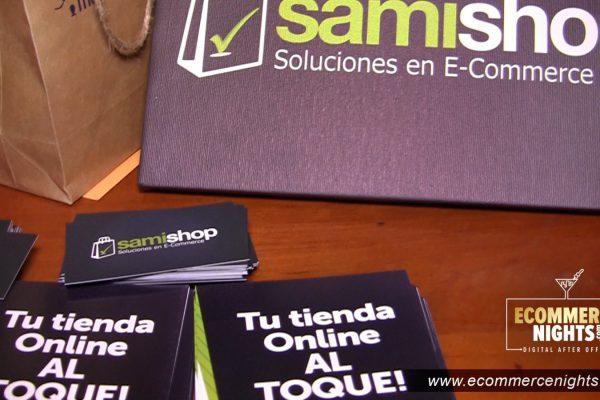 Samishop Logo