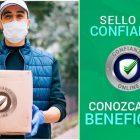 Sello de confinaza online Perú
