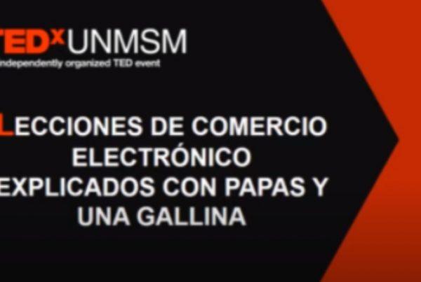 Capece en charlas Tedx